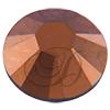 Swarovski 2038 XILION Rose Hotfix Crystal Dorado SS6