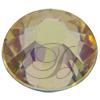 Swarovski 2038 XILION Rose Hotfix Crystal Luminous Green SS12