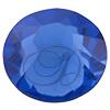 Swarovski 2038 XILION Rose Hotfix Sapphire SS10
