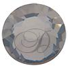 Swarovski 2038 XILION Rose Hotfix Crystal Silver Shade SS6