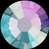 Swarovski 2058 XILION Rose Flat Back Tanzanite Shimmer SS5