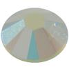 Swarovski 2058 Rhinestones FlatBack 16ss Chrysolite Opal AB