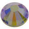 Swarovski 2058 XILION Rose Flat Back Crystal Glacier Blue SS16