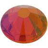 Swarovski 2058 XILION Rose Flat Back Hyacinth Luminous Green SS20