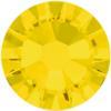 Swarovski 2058 XILION Rose Flat Back Yellow Opal SS9