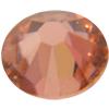 Swarovski 2058 XILION Rose Flat Back Rose Peach SS9
