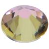 Swarovski 2058 XILION Rose Flat Back Crystal Vitrail Light SS9