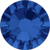 Dreamtime Crystal DC 2058 Flat Back Rhinestone Capri Blue SS5