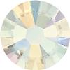 Swarovski 2058 XILION Rose Flat Back Crystal Shimmer SS5
