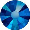 Swarovski 2058 XILION Rose Flat Back Cobalt Shimmer SS5