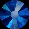 Swarovski 2058 XILION Rose Flat Back Cobalt Shimmer SS7