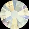 Swarovski 2058 XILION Rose Flat Back Crystal Shimmer SS7