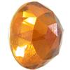 Swarovski 2072 Rose Cut Flat Back Crystal Copper 12mm