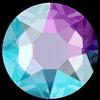 Swarovski 2078 XIRIUS Rose Hotfix Tanzanite Shimmer SS20