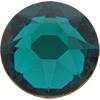 Swarovski 2078 XIRIUS Rose Hotfix Emerald SS12