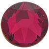 Swarovski 2078 XIRIUS Rose Hotfix Ruby SS12