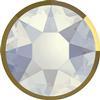Swarovski 2078/I Rimmed Hotfix Crystal / Dorado SS16