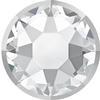Swarovski 2078/I Rimmed Hotfix Crystal / Light Chrome SS16