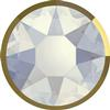 Swarovski 2078/I Rimmed Hotfix White Opal / Dorado SS16