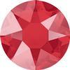 Swarovski 2078 XIRIUS Rose Hotfix Crystal Royal Red (Hotfix Transparent) SS34