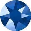Swarovski 2078 XIRIUS Rose Hotfix Crystal Royal Blue (Hotfix Transparent) SS16