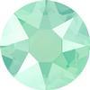 Swarovski 2078 XIRIUS Rose Hotfix Crystal Mint Green (Hotfix Transparent) SS16