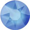 Swarovski 2078 XIRIUS Rose Hotfix Crystal Electric Blue (Hotfix Transparent) SS20