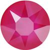 Swarovski 2078 XIRIUS Rose Hotfix Crystal Electric Pink (Hotfix Transparent) SS20