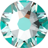 Swarovski 2078 XIRIUS Rose Hotfix Crystal Laguna DeLite SS34