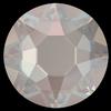 Swarovski 2038 XILION Rose Hotfix Crystal Serene Gray DeLite (Hotfix Transparent) SS10