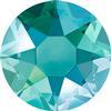 Swarovski 2078 XIRIUS Rose Hotfix Blue Zircon Shimmer SS20