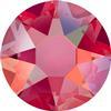Swarovski 2078 XIRIUS Rose Hotfix Hyacinth Shimmer SS20