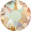 Swarovski 2078 XIRIUS Rose Hotfix Silk Shimmer SS20