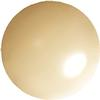 Swarovski 2080/4 Hotfix Pearl Cabochon Crystal Golden Shadow SS34