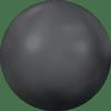 Dreamtime Crystal DC 2080 Hotfix Pearl Cabochon Dark Grey SS34