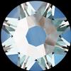 Swarovski 2088 XIRIUS Rose Flat Back Crystal Ocean DeLite SS30