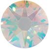Swarovski 2088 XIRIUS Rose Flat Back Crystal AB SS20
