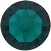 Swarovski 2088 XIRIUS Rose Flat Back Emerald SS12