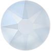 Swarovski 2088 XIRIUS Rose Flat Back Crystal Powder Blue SS30