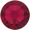 Swarovski 2088 XIRIUS Rose Flat Back Ruby SS12