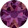 Swarovski 2088 XIRIUS Rose Flat Back Crystal Volcano SS34