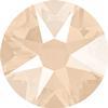 Swarovski 2088 XIRIUS Rose Flat Back Crystal Ivory Cream SS12