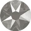 Swarovski 2088 XIRIUS Rose Flat Back Crystal Dark Grey SS16