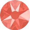 Swarovski 2088 XIRIUS Rose Flat Back Crystal Light Coral SS12