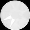 Swarovski 2088 XIRIUS Rose Flat Back Crystal Electric White SS16