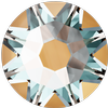 Swarovski 2088 XIRIUS Rose Flat Back Crystal Peach DeLite SS12