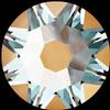 Swarovski 2088 XIRIUS Rose Flat Back Crystal Peach DeLite SS20