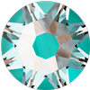 Swarovski 2088 XIRIUS Rose Flat Back Crystal Laguna DeLite SS12
