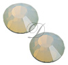 Preciosa VIVA12 Rhinestones Flatback MC Chaton Rose 20ss White Opal