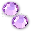 Preciosa VIVA12 Rhinestones Flatback MC Chaton Rose 20ss Violet